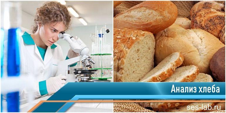 экспертиза хлеба