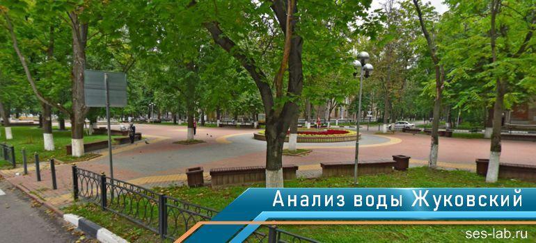 Анализ воды Жуковский
