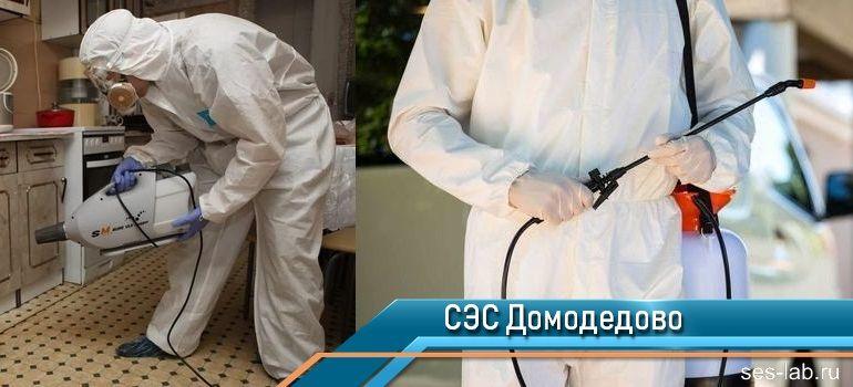 Санитарно-эпидемиологическая служба Домодедово