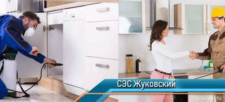 Санитарно-эпидемиологическая служба Жуковский