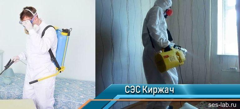 Санитарно-эпидемиологическая служба Киржач