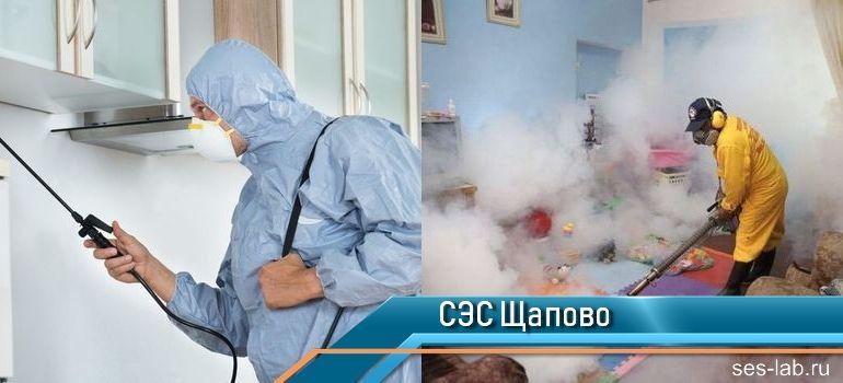 Санитарно-эпидемиологическая служба Щапово